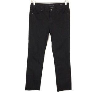 Calvin Klein Jeans 29/8 Skinny Black Women